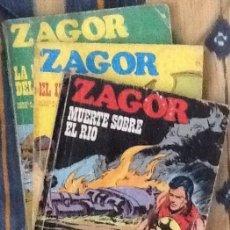 Cómics: ZAGOR. Lote 82548756