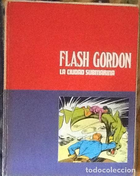 FLASH GORDON (Tebeos y Comics - Buru-Lan - Flash Gordon)