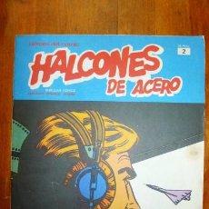Cómics: HALCONES DE ACERO. TOMO 1 ; FASCÍCULO 2. [HÉROES DEL COMIC]. Lote 82922352