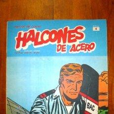 Cómics: HALCONES DE ACERO. TOMO 1 ; FASCÍCULO 4. [HÉROES DEL COMIC]. Lote 82922476