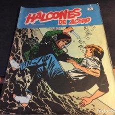 Cómics: HALCONES DE ACERO Nº 15 (BURULAN) (C4). Lote 82971780