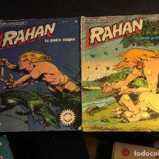 Cómics: RAHAN LOTE Nº 4 Y 18 (BURULAN) (C4). Lote 82972872