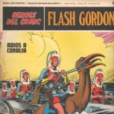 Cómics: HÉROES DEL COMIC. FLASH GORDON. Nº 012. BURU LAN. 1972.(RF.MA) C/38. Lote 83004048