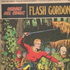 Cómics: HÉROES DEL COMIC. FLASH GORDON. Nº 020. BURU LAN. 1972.(RF.MA) C/38. Lote 83004604