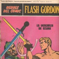 Cómics: HÉROES DEL COMIC. FLASH GORDON. Nº 76. BURU LAN. 1972.(RF.MA) C/38. Lote 83007080
