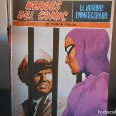 Cómics: EL HOMBRE ENMASCARADO - EL BARON PIRATA - 6. Lote 83156172