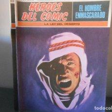 Cómics: EL HOMBRE ENMASCARADO - LA LEY DEL DESIERTO 8. Lote 83156728