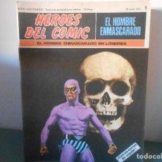 Fumetti: EL HOMBRE ENMASCARADO - EL HOMBRE ENMASCARADO EN LONDRES . Nº 1. Lote 83156864