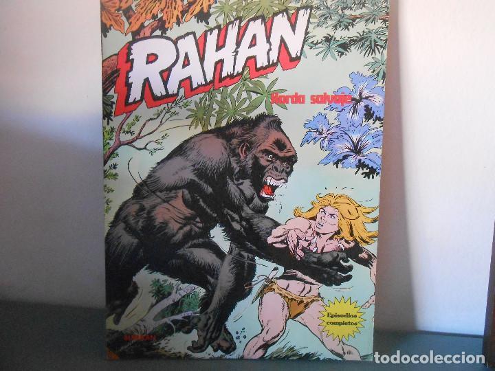 RAHAN - HORDA SALVAJE (Tebeos y Comics - Buru-Lan - Rahan)
