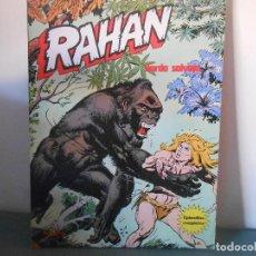 Cómics: RAHAN - HORDA SALVAJE. Lote 83159012