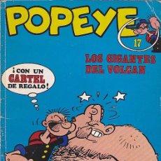 Cómics: COMIC COLECCION POPEYE Nº 17. Lote 83497508