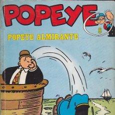 Cómics: COMIC COLECCION POPEYE Nº 8. Lote 83497536