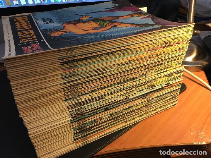 FLASH GORDON HEROES DEL COMIC LOTE 87 EJEMPLARES (ED. BURULAN) (COIB162) (Tebeos y Comics - Buru-Lan - Flash Gordon)