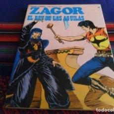 Cómics: ZAGOR Nº 74. EL REY DE LAS ÁGUILAS. BURU LAN 1974. 25 PTS. MUY BUEN ESTADO Y MUY DIFÍCIL.. Lote 83851232