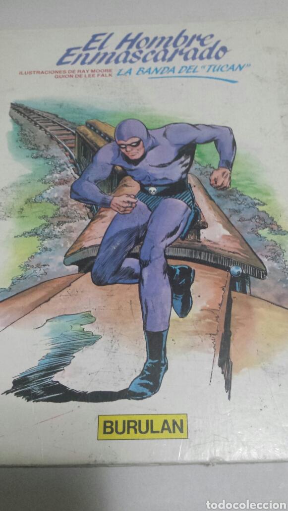 COMIC EL HOMBRE ENMASCARADO 1983 DE BURULAN (Tebeos y Comics - Buru-Lan - Hombre Enmascarado)
