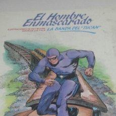 Cómics: COMIC EL HOMBRE ENMASCARADO 1983 DE BURULAN. Lote 83858266
