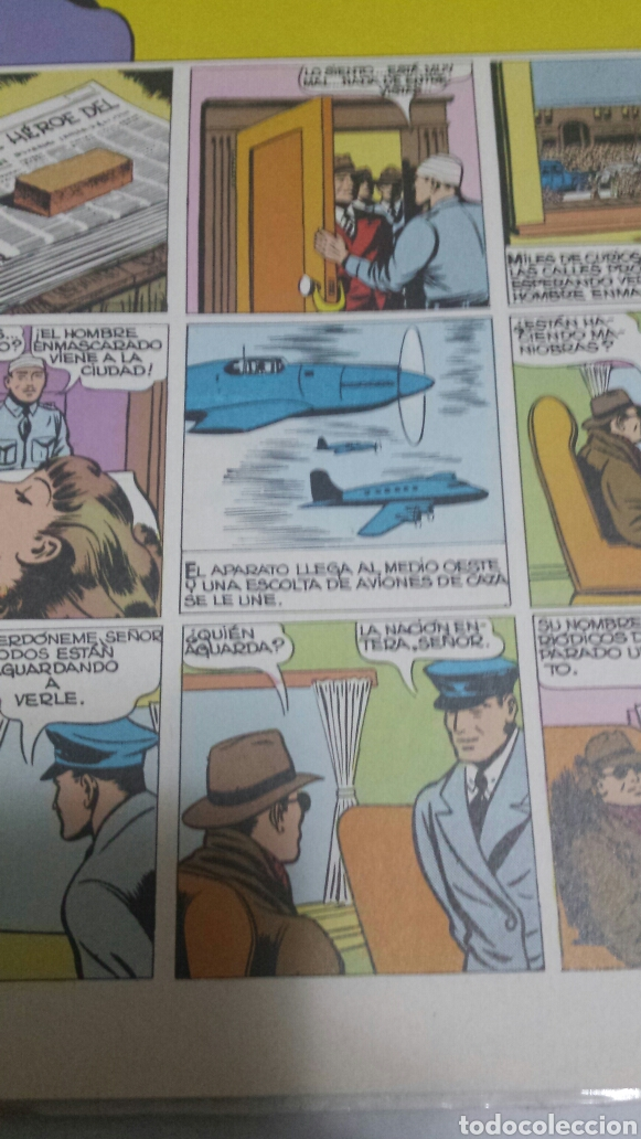 Cómics: Comic El Hombre Enmascarado 1983 de Burulan - Foto 3 - 83858266