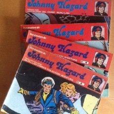 Cómics: JOHNNY HAZARD. Lote 83894220
