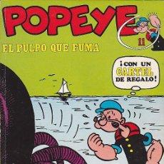 Cómics: COMIC COLECCION POPEYE Nº 11. Lote 83903348