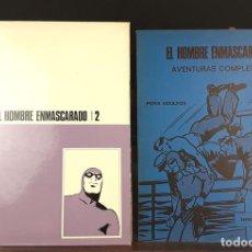 Cómics: HEROES DEL COMIC. EL HOMBRE ENMASCARADO. 18 EJEM(VER DESCRIP). EDIC. BURULAN. 1971/72.. Lote 83992260