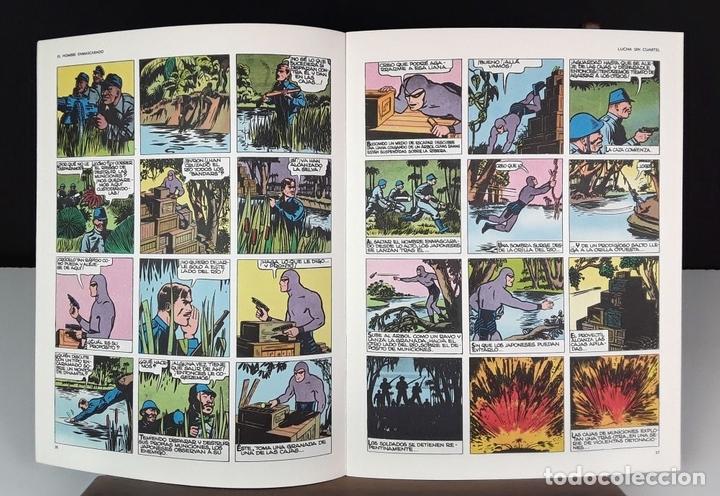 Cómics: HEROES DEL COMIC. EL HOMBRE ENMASCARADO. 18 EJEM(VER DESCRIP). EDIC. BURULAN. 1971/72. - Foto 7 - 83992260