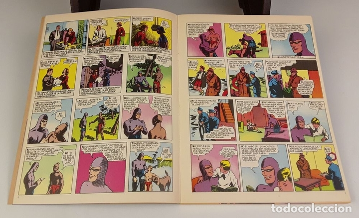 Cómics: HEROES DEL COMIC. EL HOMBRE ENMASCARADO. 18 EJEM(VER DESCRIP). EDIC. BURULAN. 1971/72. - Foto 10 - 83992260
