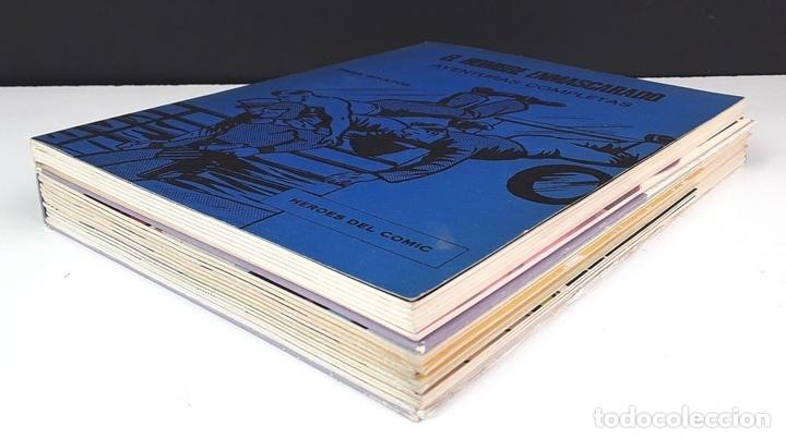 Cómics: HEROES DEL COMIC. EL HOMBRE ENMASCARADO. 18 EJEM(VER DESCRIP). EDIC. BURULAN. 1971/72. - Foto 15 - 83992260