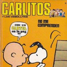 Cómics: COMIC COLECCION CARLITOS Nº 11. Lote 84019156