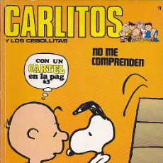 COMIC COLECCION CARLITOS Nº 11