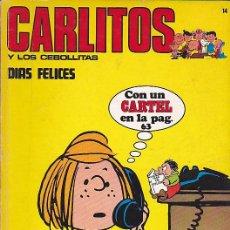 Cómics: COMIC COLECCION CARLITOS Nº 14. Lote 84019292
