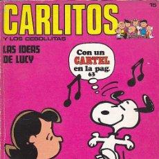 Cómics: COMIC COLECCION CARLITOS Nº 15. Lote 84019412