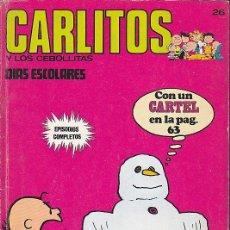 Cómics: COMIC COLECCION CARLITOS Nº 26. Lote 84019604