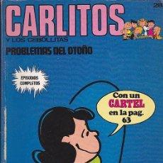 Cómics: COMIC COLECCION CARLITOS Nº 28. Lote 84019752