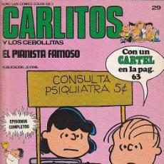 Cómics: COMIC COLECCION CARLITOS Nº 29. Lote 84019788