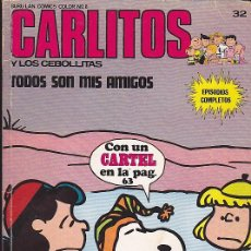 Cómics: COMIC COLECCION CARLITOS Nº 32. Lote 84020036