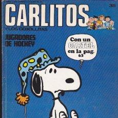 Cómics: COMIC COLECCION CARLITOS Nº 35. Lote 84020516