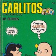Cómics: COMIC COLECCION CARLITOS Nº 36. Lote 84020688