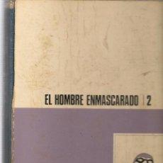 Cómics: EL HOMBRE ENMASCARADO. TOMO 2, BURU LAN 1971.(P/B77). Lote 84567832