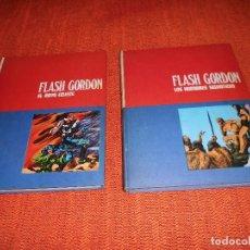Cómics: FLASH GORDON - 10 TOMOS , Nº 01 AL 8 - BURU LAN. Lote 84749428
