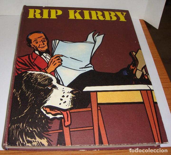 RIP KIRBY. Nº 3. BURULAN. 1973. (Tebeos y Comics - Buru-Lan - Rip Kirby)