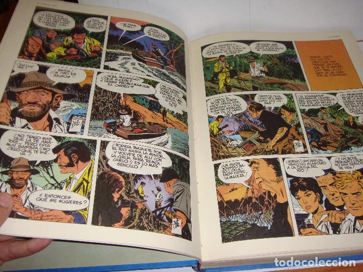 Cómics: HALCONES DE ACERO - TOMO 1 - COLECCIÓN HEROES DEL COMIC - BURU LAN, S.A., 1974 - Foto 3 - 84981648