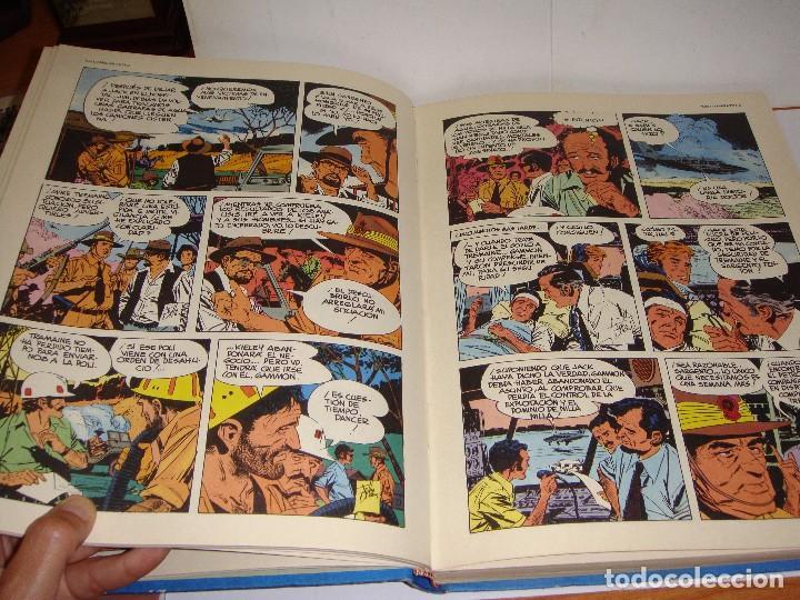 Cómics: HALCONES DE ACERO - TOMO 1 - COLECCIÓN HEROES DEL COMIC - BURU LAN, S.A., 1974 - Foto 4 - 84981648