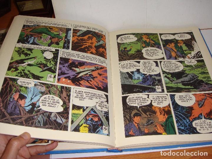 Cómics: HALCONES DE ACERO - TOMO 1 - COLECCIÓN HEROES DEL COMIC - BURU LAN, S.A., 1974 - Foto 5 - 84981648