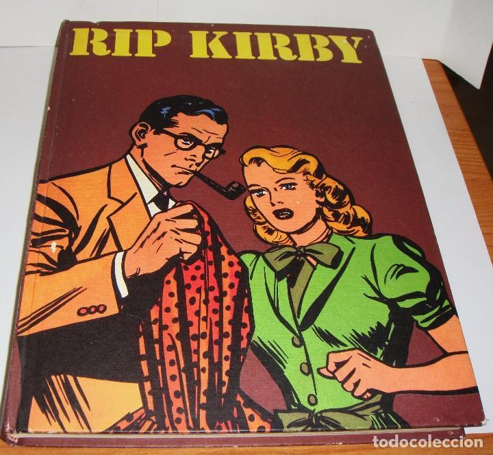 RIP KIRBY. Nº 2. BURULAN. 1973. (Tebeos y Comics - Buru-Lan - Rip Kirby)
