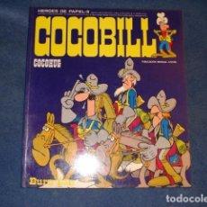 Cómics: HÉROES DE PAPEL 3, COCOBILL: COCOHUG, 1973, MUY BUEN ESTADO. Lote 85287684