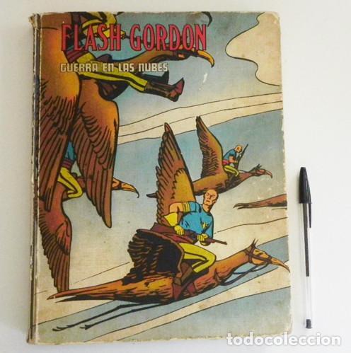 FLASH GORDON - GUERRA EN LAS NUBES - CÓMIC CIENCIA FICCIÓN - BURU LAN AÑOS 70 -VARIAS HISTORIAS -T 7 (Tebeos y Comics - Buru-Lan - Flash Gordon)