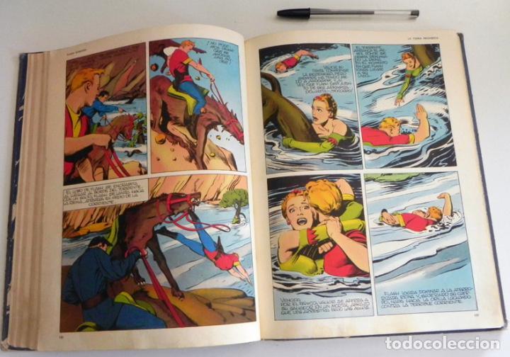 Cómics: FLASH GORDON - GUERRA EN LAS NUBES - CÓMIC CIENCIA FICCIÓN - BURU LAN AÑOS 70 -VARIAS HISTORIAS -T 7 - Foto 6 - 85702956