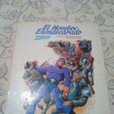 Cómics: EL HOMBRE ENMASCARADO INVASION BURULAN . Lote 86503395