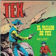 Cómics: TEX. Nº 35. EL PASADO DE TEX. Lote 86572800