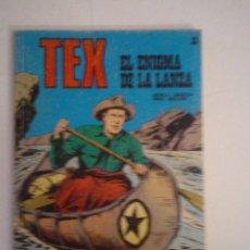 Cómics: TEX - BURU LAN - NUMERO 33 - EL ENIGMA DE LA LANZA - CJ 105 - GORBAUD. Lote 86971700